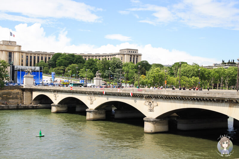 Pont d Iena Paris
