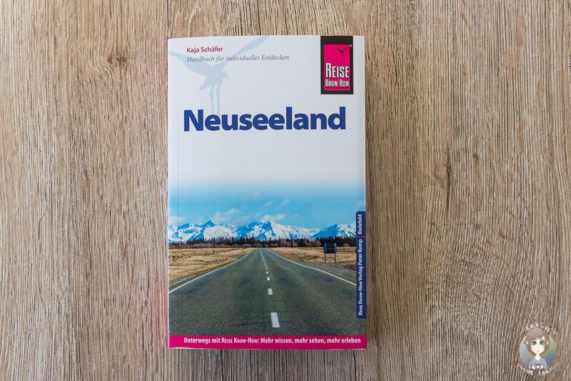 Das Cover des Reisefuehrers Neuseeland Reise Know How Verlag