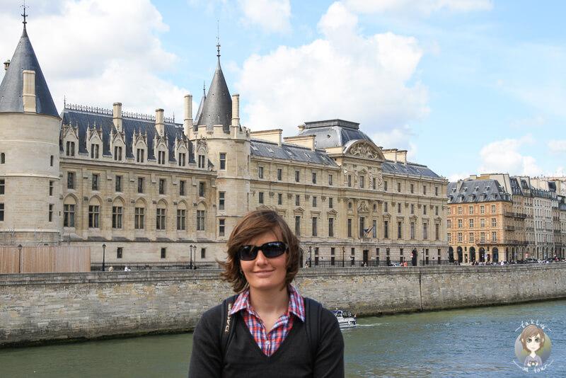 Spaziergang Seine Paris