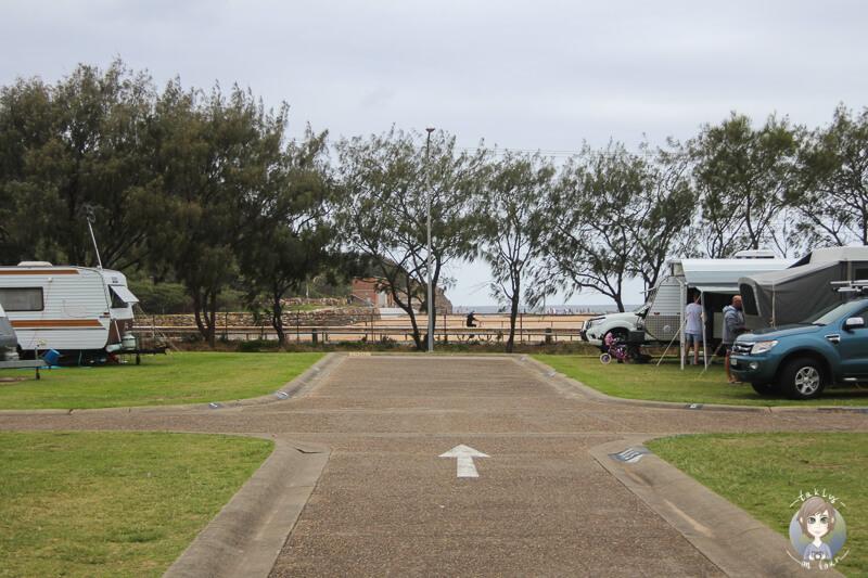 Sydney Lakeside Holiday Park Camping