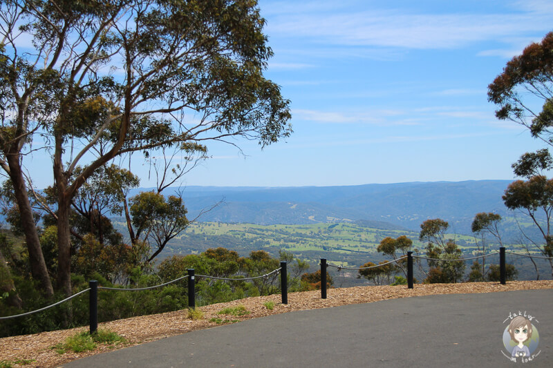 Viewpoint Greater Blue Mountains Drive