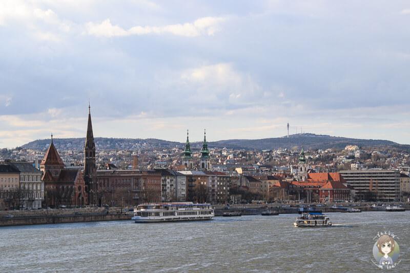 Donauseite Buda