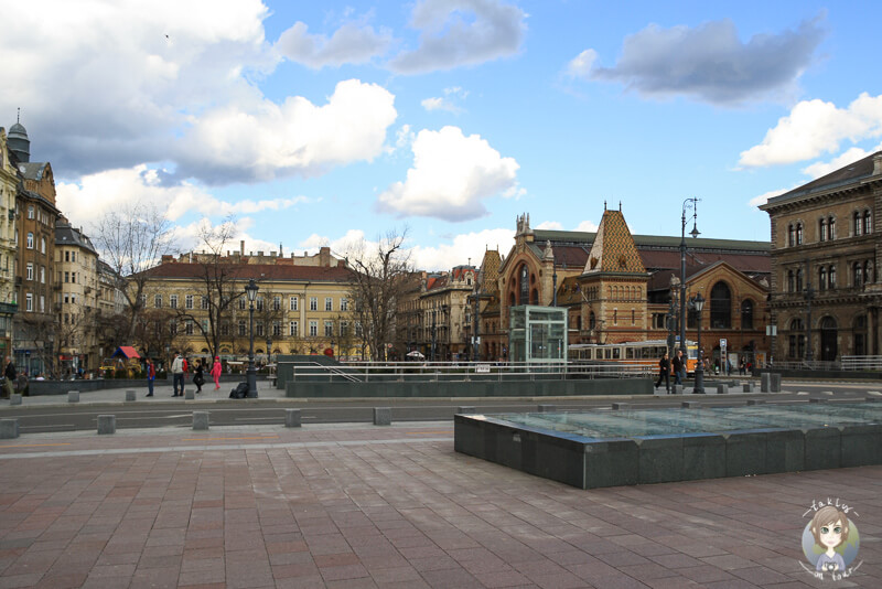 Fóvám Tér Budapest
