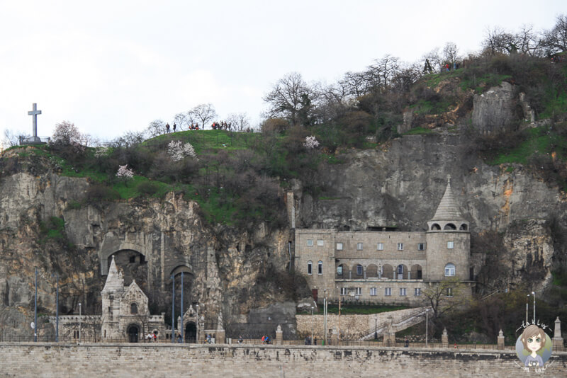 Gellért Hill Cave Budapest