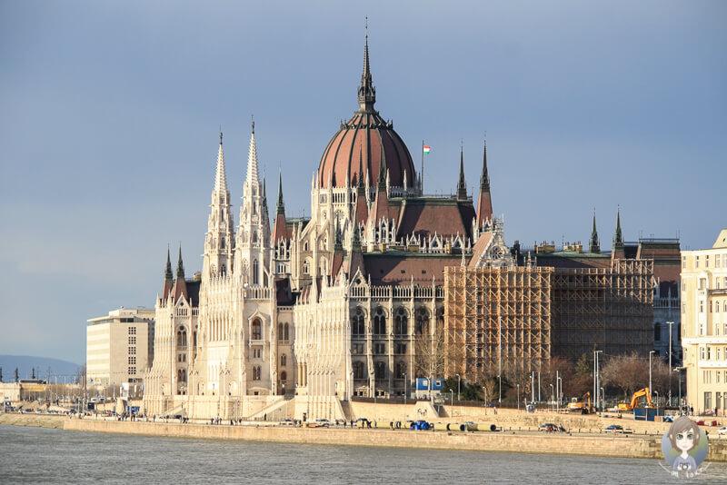 Das Wahrzeichen von Budapest