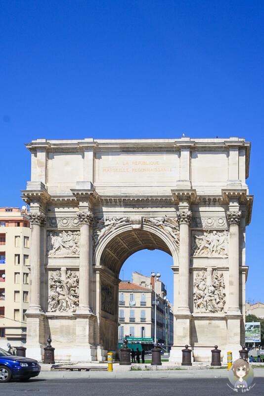 Triumphbogen von Marseille