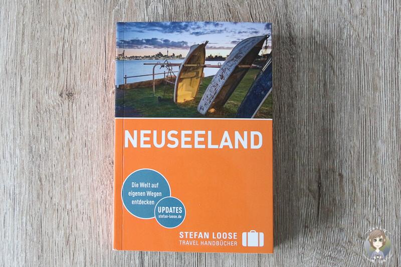 Stefan Loose Reisefuehrer Neuseeland Aussenband