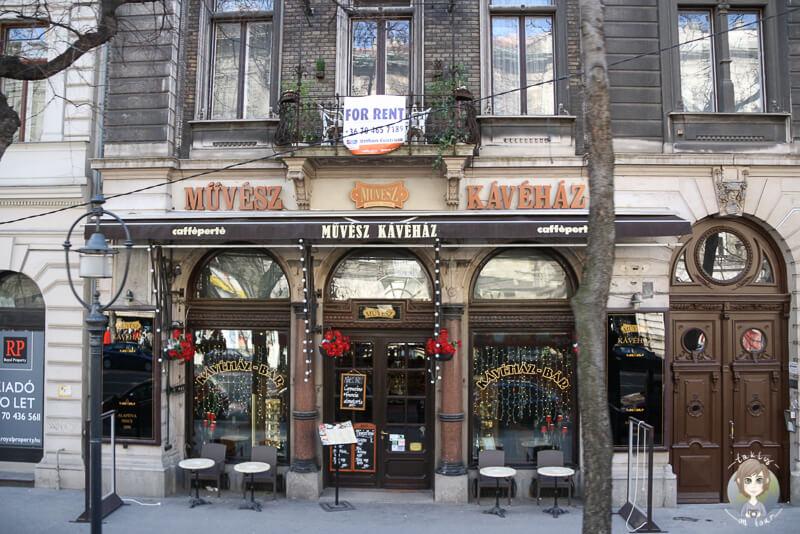 Restaurant Budapest