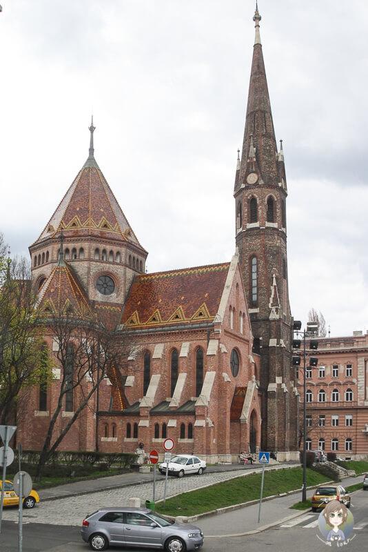 Rote Kirche Buda