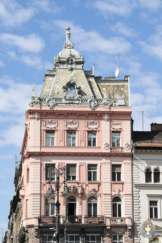 Rotes Haus Budapest