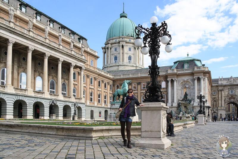Sightseeing im Burgviertel eines der besten Budapest Sehenswuerdigkeiten