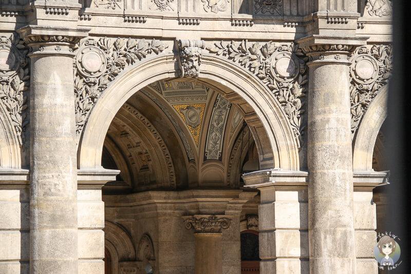 Torbogen Oper Budapest