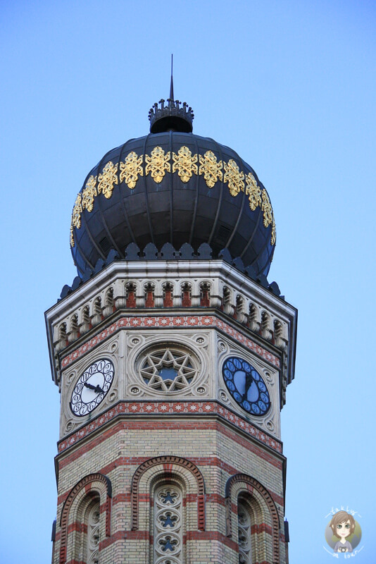 Turm Synagoge Pest