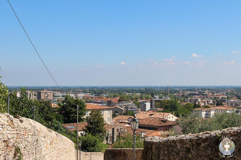 Aussicht auf Conegliano