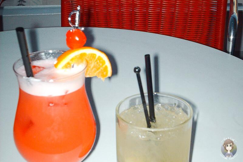 Cocktails AIDA