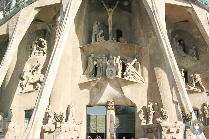 Details Basilika Barcelona