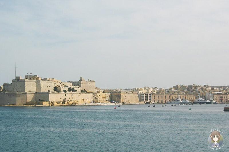 Fort St. Angelo Malta