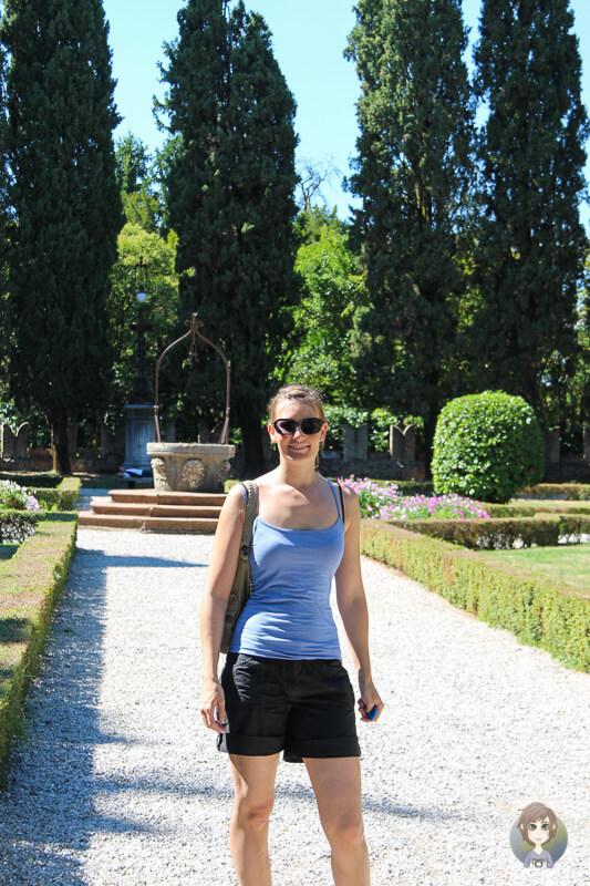 Garten Castillo