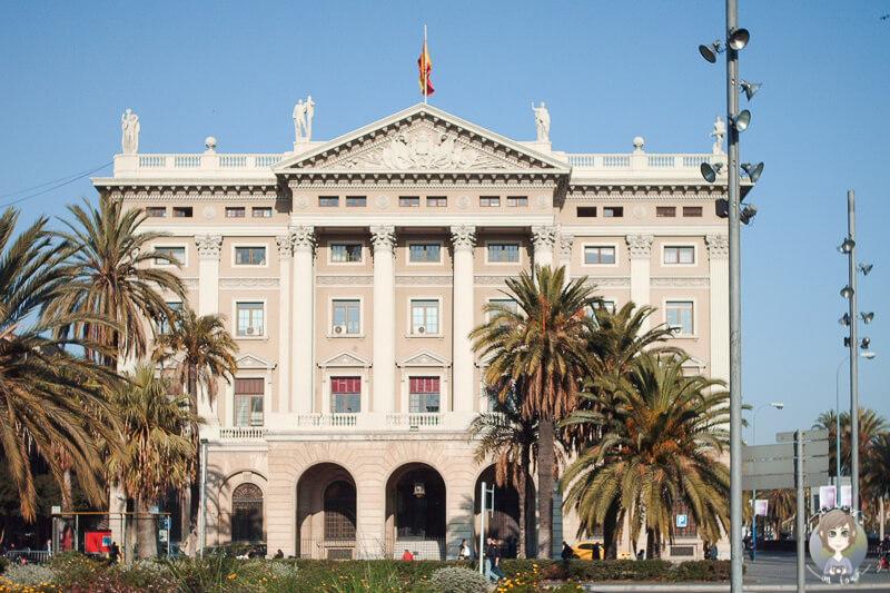 Gebaeude Barcelona