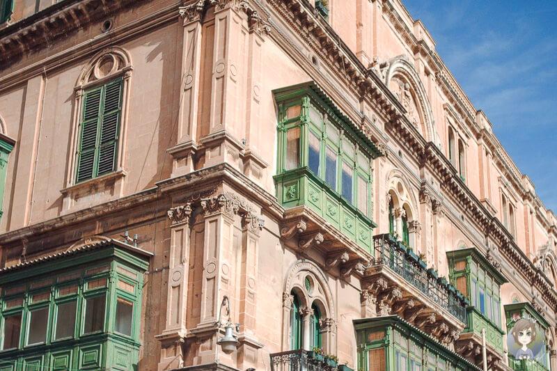 Haus Valletta Altstadt