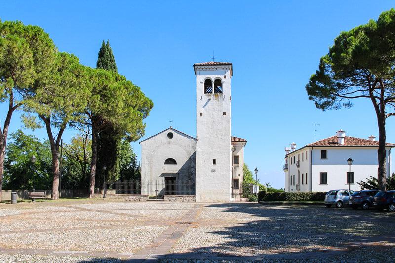 Kirche Castillo Conegliano