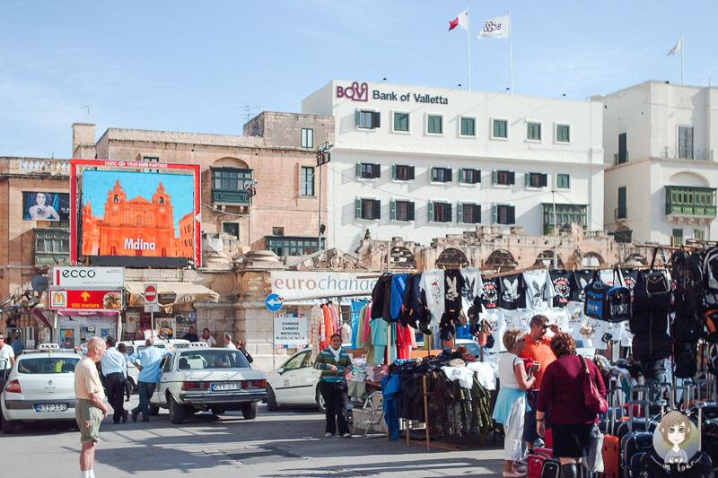 Markt Valletta
