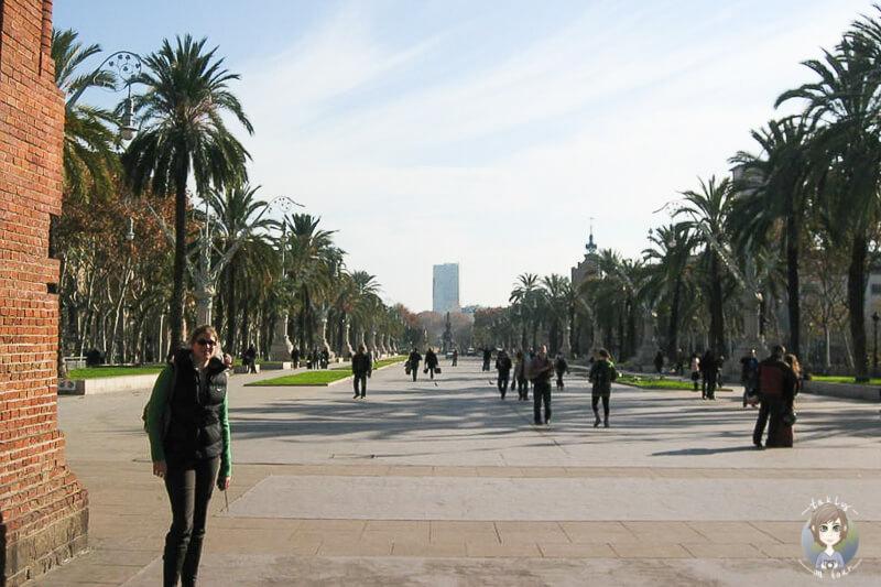 Park Arc de Triomf
