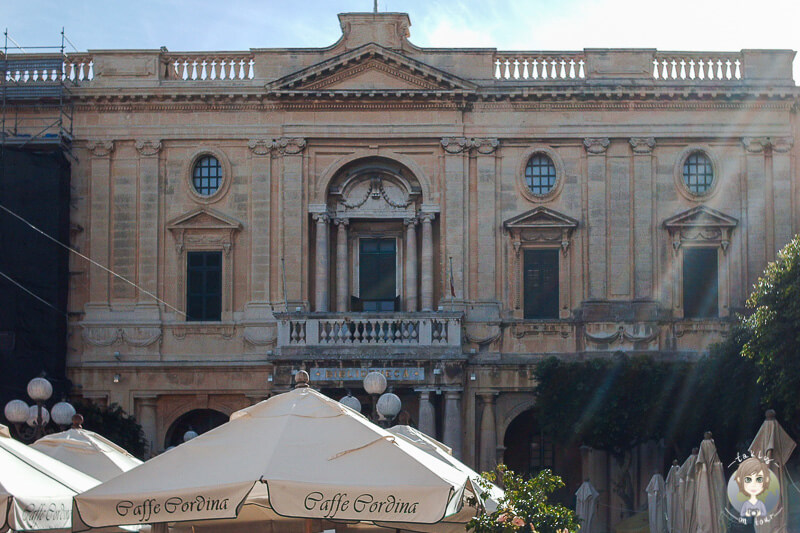 Sehenswerte Gebaeude Malta
