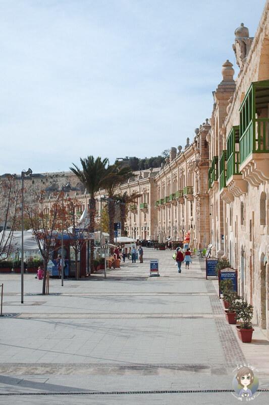 Waterfront Valletta Malta