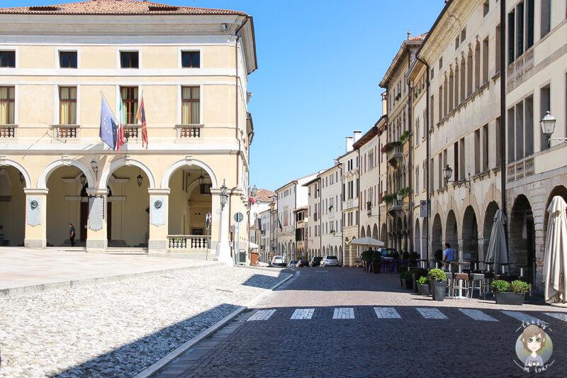 Zentrum Conegliano Italien