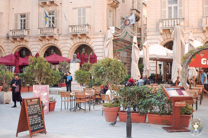 Zentrum Valletta Malta