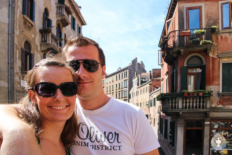 Zu Besuch in Venedig