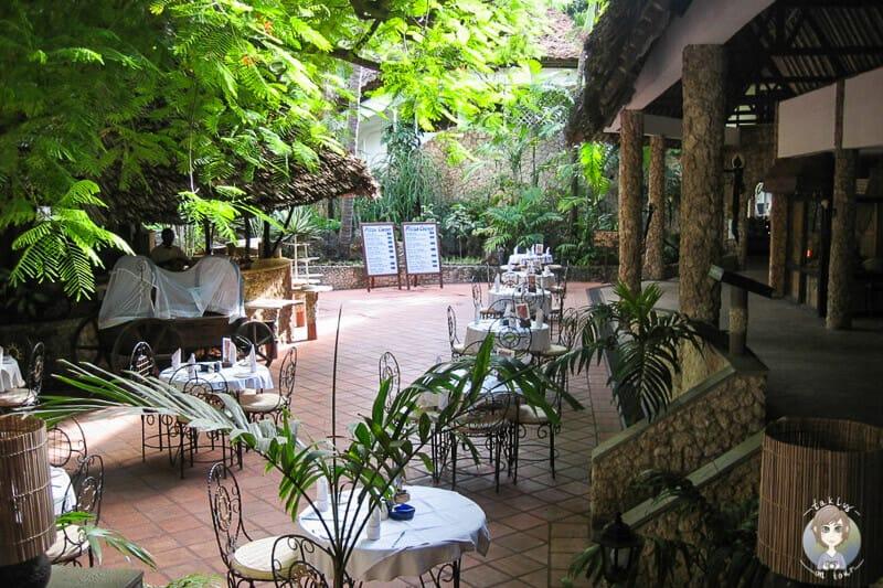 Das Hotel - Café