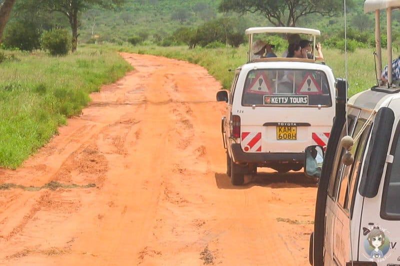 Kenia Safari Fahrzeuge