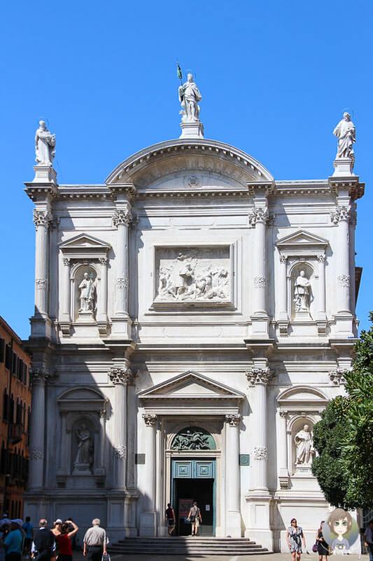 Die Chiesa di San Rocco