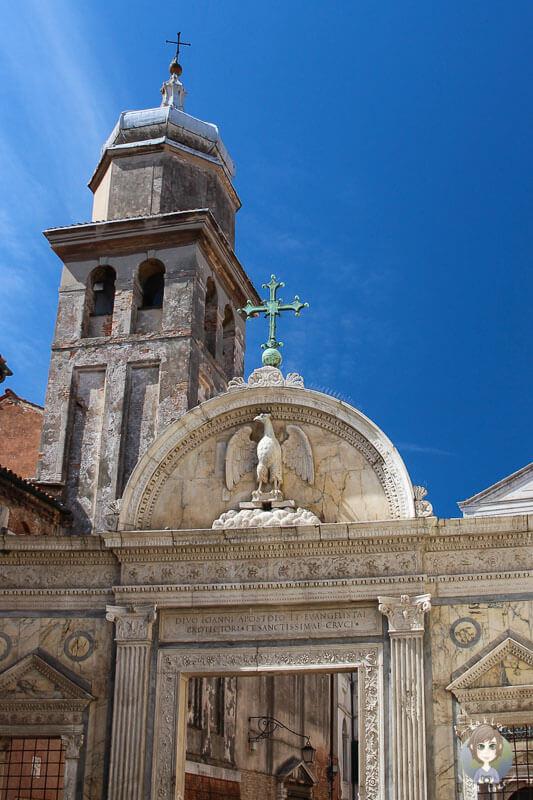 Eine sehenswerte Kirche in Venedig