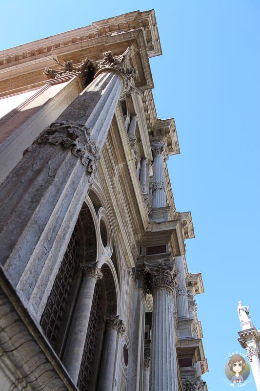 Die Scuola Grande di San Rocco in Venedig