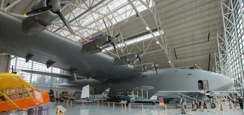 Das größte Flugzeug der Welt <i>Foto: ©Ingo Busch</i>
