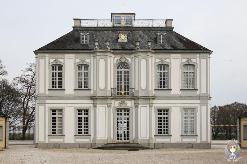 Das Jagdschloss Falkenlust