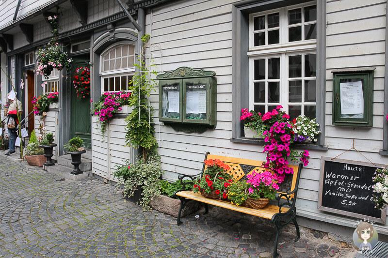 Kleiner Laden in Monschau