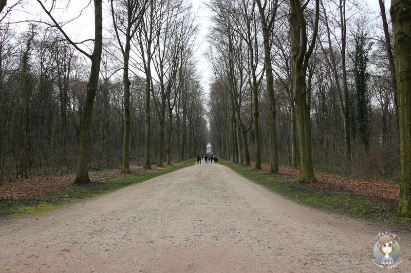 Spaziergang am Schloss Brühl