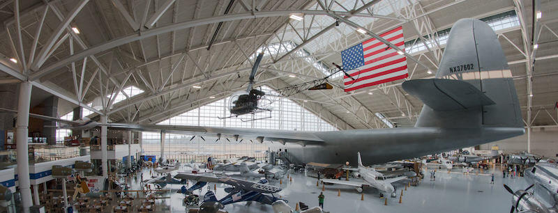 Westkueste Usa Tipps: Evergreen Aviation Museum <i>Foto: ©Ingo Busch</i>