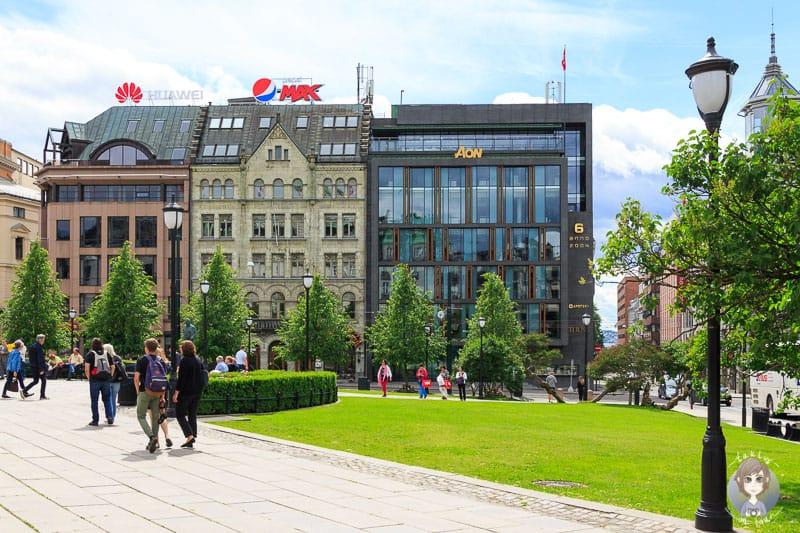 Sehenswerte Gebäude in Oslo