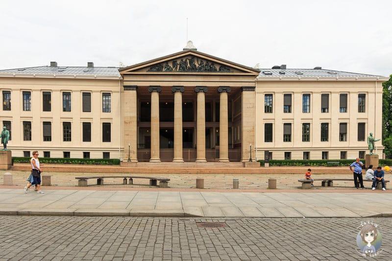 Die Universität von Oslo