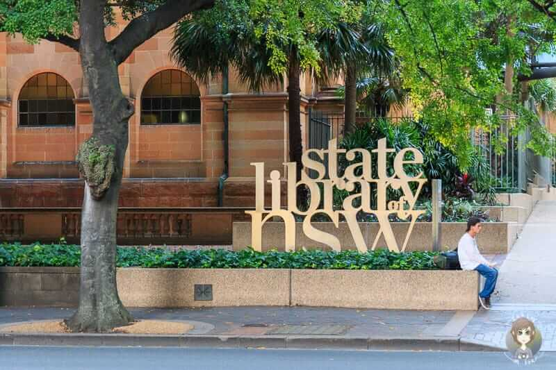 Die State Library of NSW