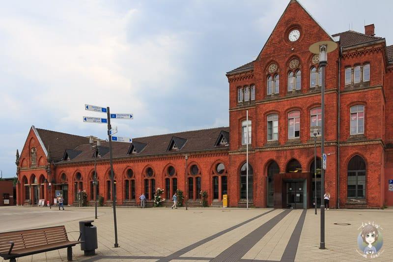 Detmold Bahnhof