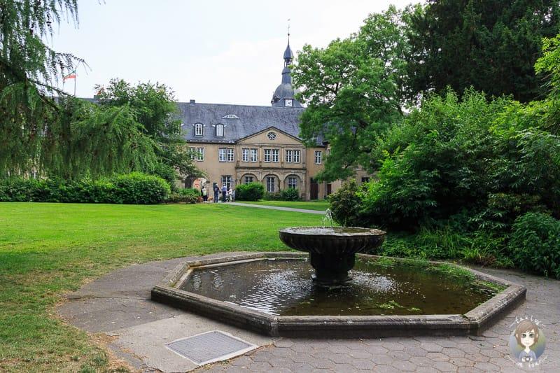 Der Schlosspark in Detmold