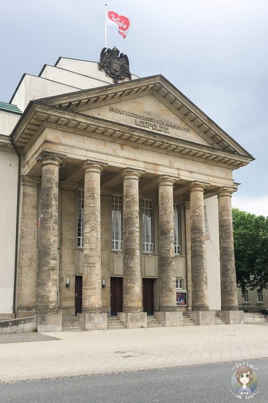 Das Detmolder Theater