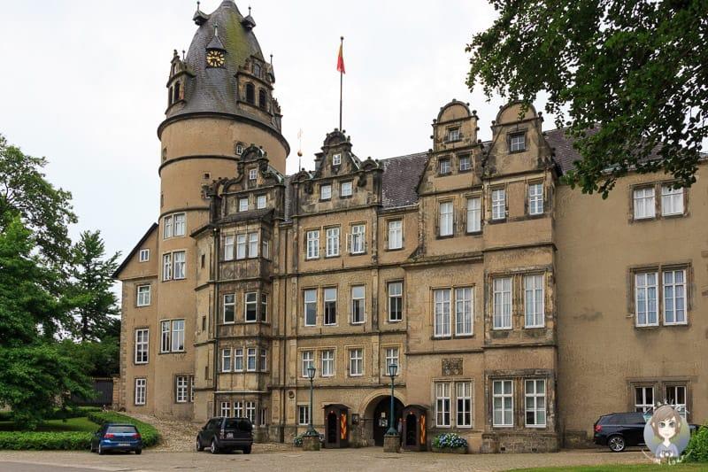 Das Fürstliche Schloss Detmold