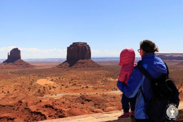 Reisen mit Kleinkind im Wohnmobil durch die USA